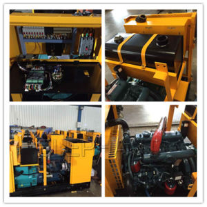 35kVA Super Silent Power Diesel Generator Set pictures & photos