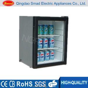 Glass Door Absorption Minibar Refrigerator pictures & photos