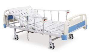 Two-Function Electric Hospital Bed pictures & photos