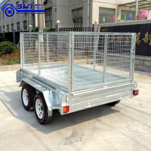 Global Service ATV Trailer Box Traielr with Excellent Quality (SWT-TT85) pictures & photos