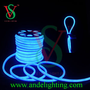 Outdoor Blue LED Neon Flex Rope Lights, Neon Strip Light pictures & photos