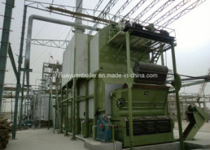 Coal Fired Chain Grate Steam Boiler (SZL series assembly type) pictures & photos