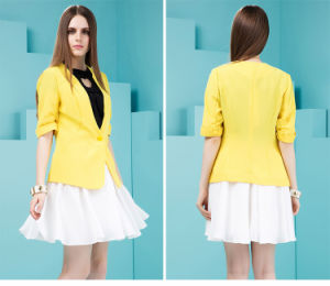 New Arrivel Discount Office Ladies Jacket for Women pictures & photos