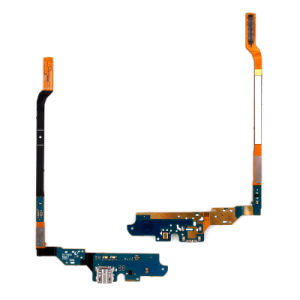 USB Charger Port Flex Cable for Samsng S4 I9500 pictures & photos