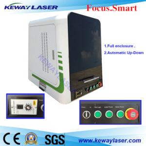 Full Enclosed Fiber Laser Marking Machine pictures & photos