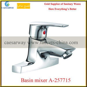 Bathroom Wall Mounted Chrome Bathtub Faucet pictures & photos
