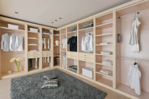 China-Made Modern Open Wardrobe Bedroom Furniture