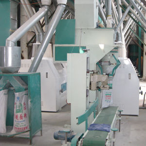 Automatic Turn-Key Corn Maize Flour Mill Plant pictures & photos
