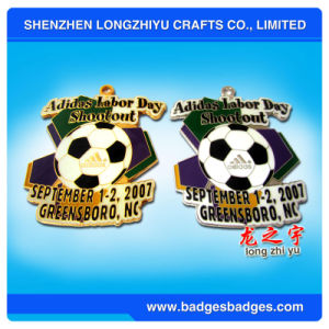 Sport Metal Medal Football Medal Labor Day Souvenir pictures & photos