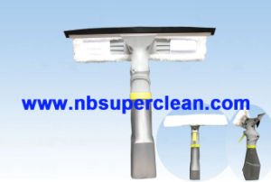 New Type Product Car Window Wiper with Water Sprayer (CN1649) pictures & photos