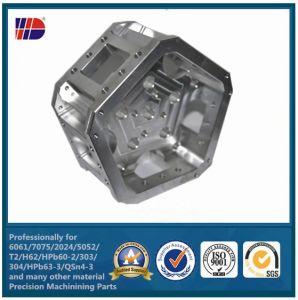 Aluminum CNC Machining Parts for Medical Equipment (WKC-105) pictures & photos
