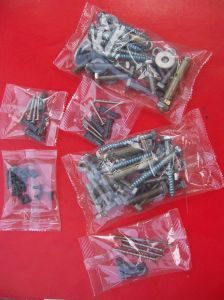 Automatic Bolts/Nuts/Screws/Rivets/Button Counting Number with Packing Machine