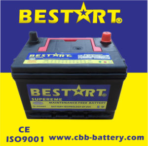 Car Battery Wholesale 58500mf 12V 50ah Auto Battery Car Battery Prices pictures & photos