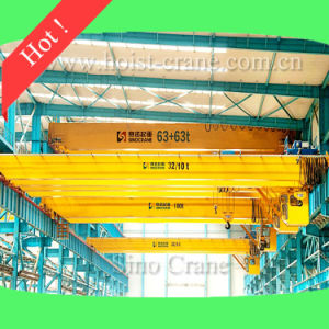 Electric Shop Crane Monorail Crane Over Head Industrial Crane with Travelling Trolley pictures & photos