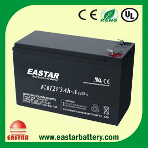 VRLA Gel Battery 12V5ah Energy Power Battery AGM Battery 12 Voltage pictures & photos
