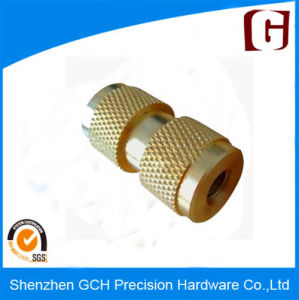 High Precision Customized Aluminum Spare Parts Turned Parts pictures & photos