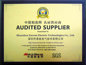 China Quality Reliable Vector Control AC Drive 0.75-55kw VFD pictures & photos