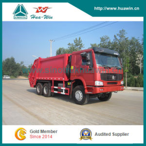Sinotruk HOWO Compactor Garbage Truck 14~16 Cbm pictures & photos