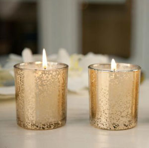 18 Hours Burn Time Fresh Freesia Scented Candle pictures & photos