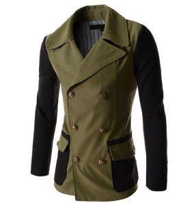 Newest Fashion Mens Trench Coat pictures & photos
