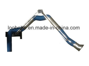 Flexible Welding Fume Exhaust Dust Extraction Arms for Smoke Extraction and Dust Collection pictures & photos