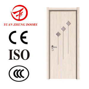 China Wood Door Designs PVC MDF Room Door pictures & photos