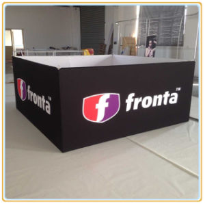 Exhibition Booth Logo Showing Hanging Banner (8ft Square) pictures & photos
