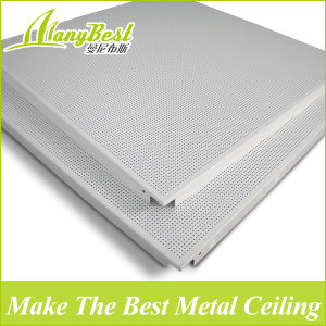 SGS 2018 Fashionable Perforated Aluminium Ceiling Plate pictures & photos