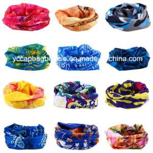 Fashion Promotion High Stretch Tube Multi Headwear Seamless Bandana pictures & photos