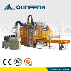Automatic Block and Brick Machine Qft15-20 pictures & photos