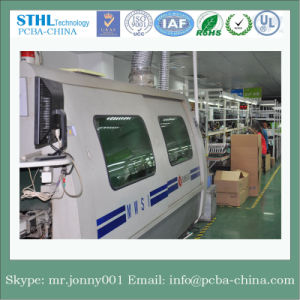 Multilayer Rigid Fr4 PCB From Shenzhen Golden Supplier PCB SMT pictures & photos
