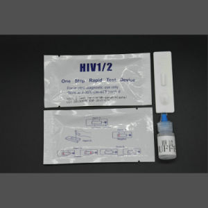 HIV Test Rapid Test Kit HIV Home Test Kit pictures & photos