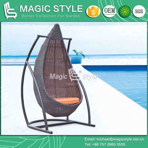 High Quality Garden Swing Outdoor Wicker Hammock (Magic Style) pictures & photos