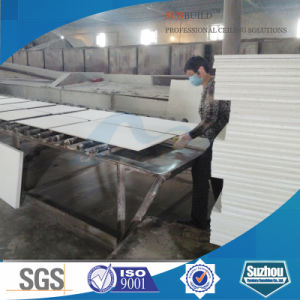 Acoustic Mineral Wool Ceiling Board (China professional manufacturer) pictures & photos