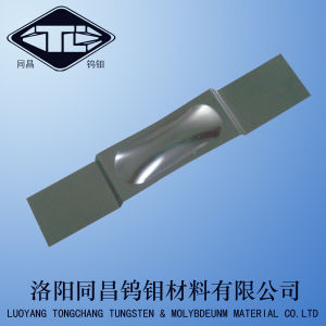 Vacuum Coating Industry Molybdenum Boat pictures & photos