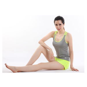 Women′s Casual Breathable Sexy Fitness Clothing / Yoga Apparel / Yoga Wear pictures & photos