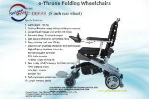 Lightweight Power Wheelchair for Elder pictures & photos