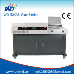 Professional Supplier (WD-50XA3) Book Glue Binding Machine pictures & photos