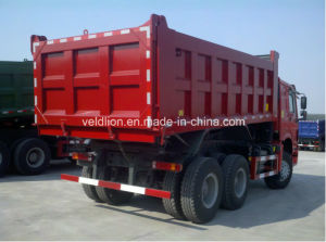 HOWO 6X4 LHD/Rhd Tipper Truck pictures & photos