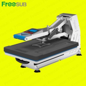 Freesub Flatbed T-Shirt Heat Press Machine with Hydraulic (ST-4050A) pictures & photos