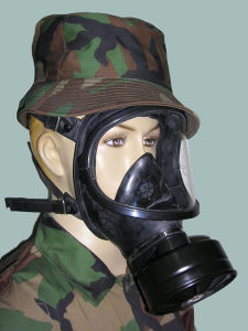 Gas Mask (JQ-043) Military and Police pictures & photos