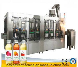 Automatic Juice Beverage Filling Machine pictures & photos