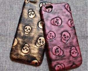 Skeleton Imprint TPU Phone Case for iPhone 6s 6plus pictures & photos