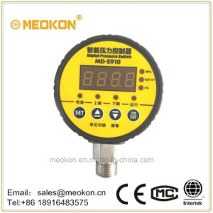MD-S910 Intelligent Digital Automatic Pressure Switch pictures & photos
