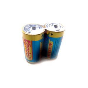 2PCS Shrink 1.5V Alkaline Battery Lr14 C pictures & photos