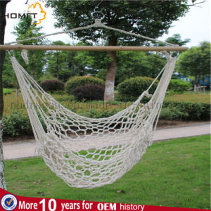 Deco Home Good Rest Nature Color Cheap Price Small Order Crochet Hammock Hanger Chair pictures & photos