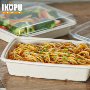 Disposable Paper Food Container Take Away Manufacturer pictures & photos