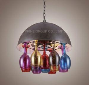 Goblet Decorative Fixture Home & Hotel Pendant Lighting for Bar Shop pictures & photos