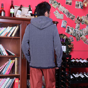Euramerican Style Men′s Casual Hoodie Mrf007 pictures & photos