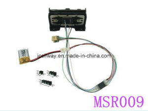 Mini 123 Tracks Magnetic Heads Card Reader Msr009 Msrv009 pictures & photos